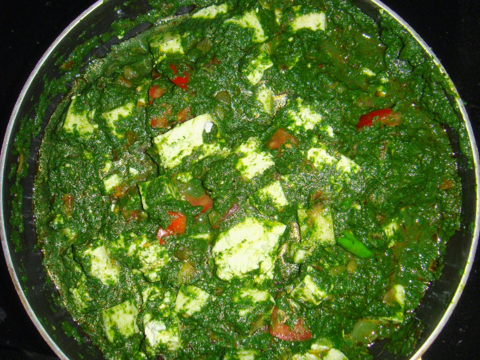 How-To-Make-Palak-Paneer-Food-Factory