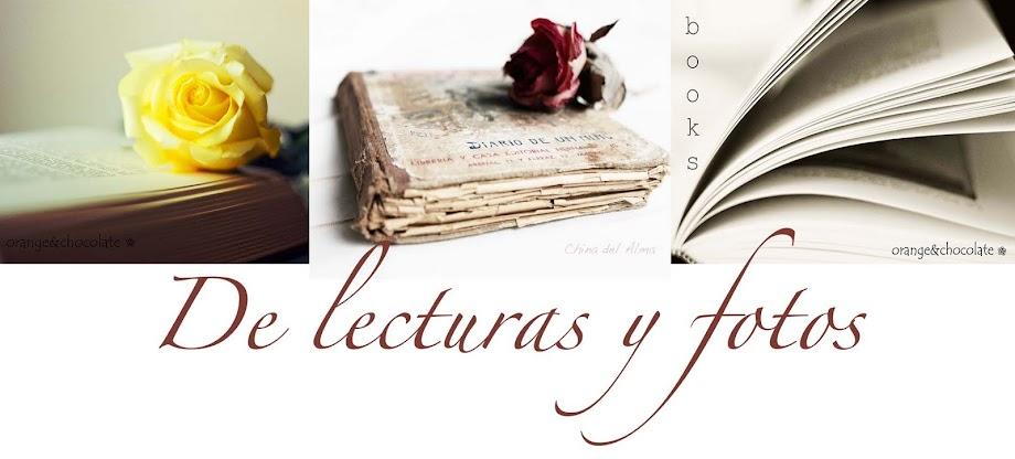 De lecturas y fotos...