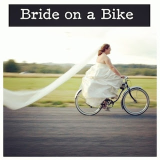 Bride on a Bike