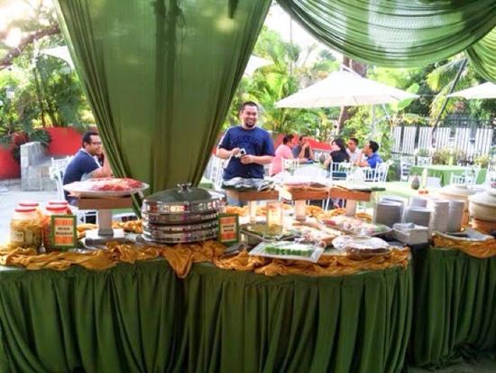 Buffet Ramadhan Casa Ombak Jalan Ampang