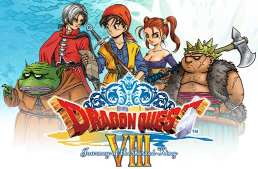 DRAGON QUEST VIII v1.0.1 APK y SD Android Full