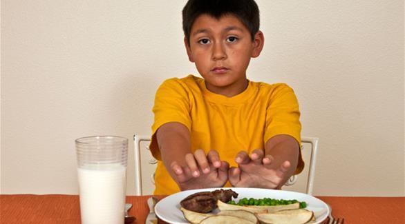 أسباب تقيؤ الأطفال وجود أمراض