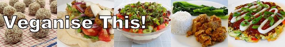 Veganise This!