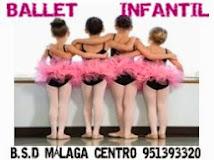BABY BAILE CURSO 2014-15 EN BSD MÁLAGA CENTRO.