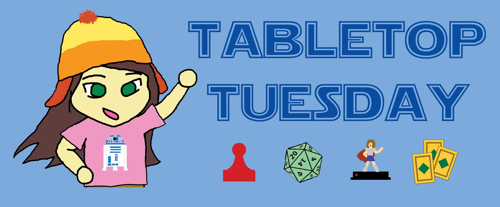 Tabletop Tuesday!