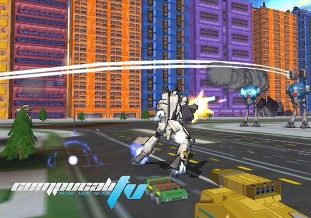 Robotech Battlecry PC Full Español