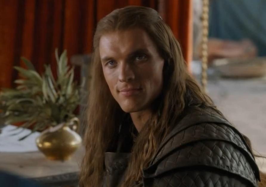 Daario: I am Daario Naharis and I ALWAYS have a choice ... Daario Naharis Game Of Thrones