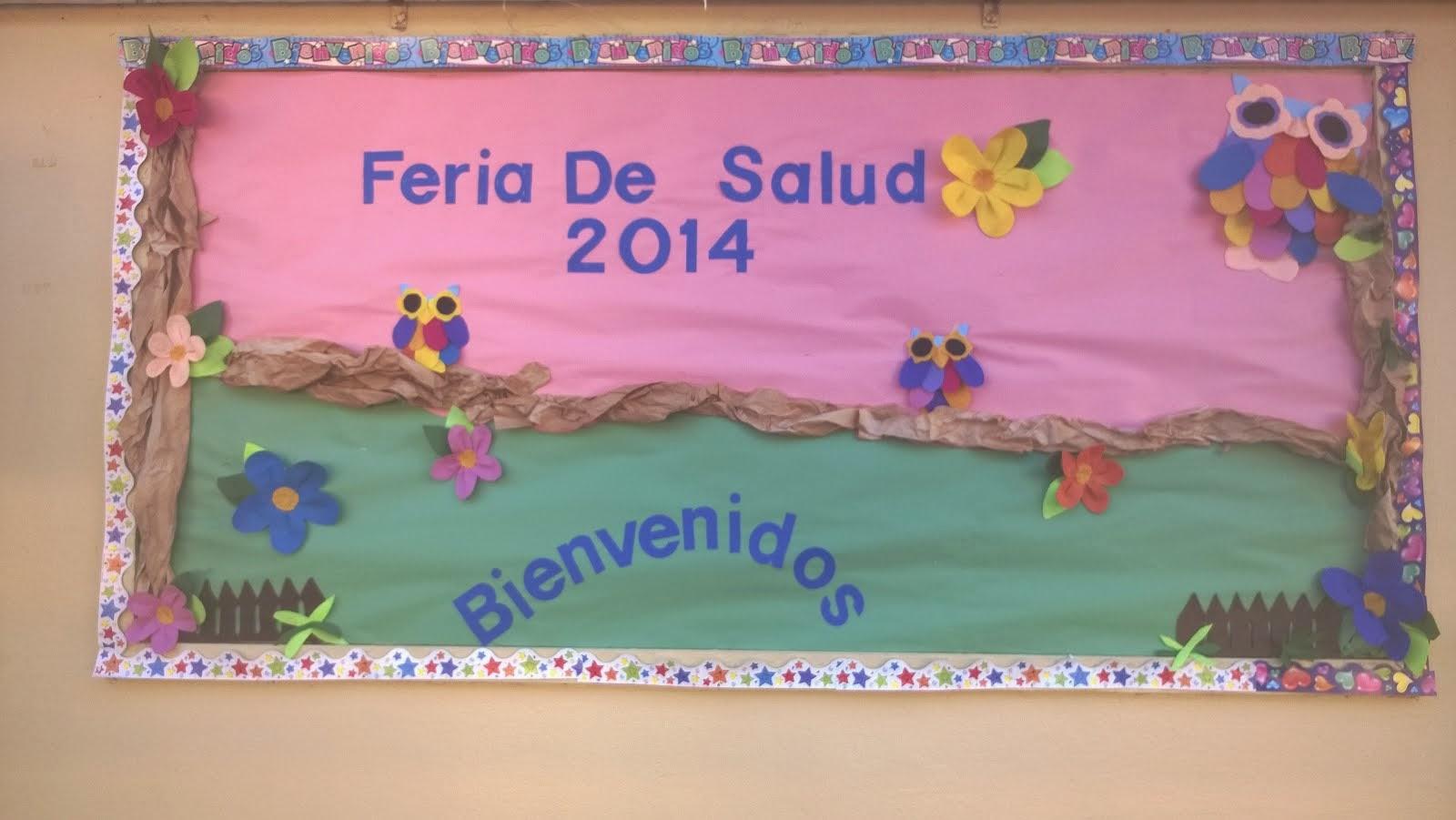 FERIA DE SALUD 2014