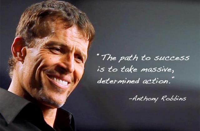 Anthony Robbins Tokoh Motivator Terpopuler Dunia