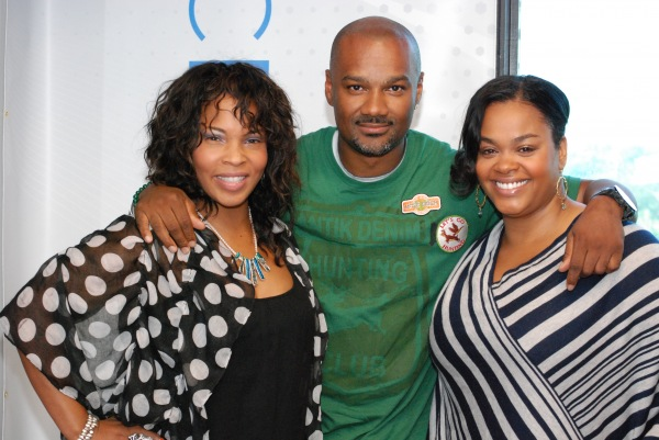 "Jill Scott Weight Loss Jill scott in-studio at ""the"