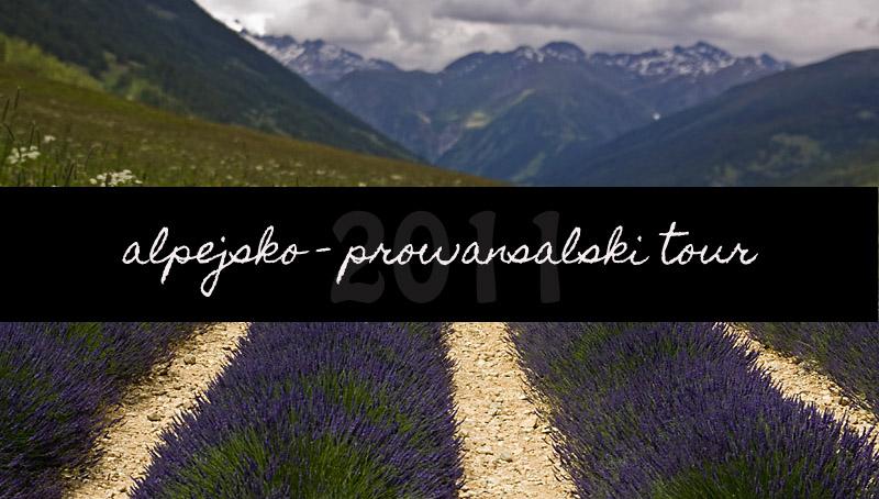 Alpejsko- Prowansalski Tour