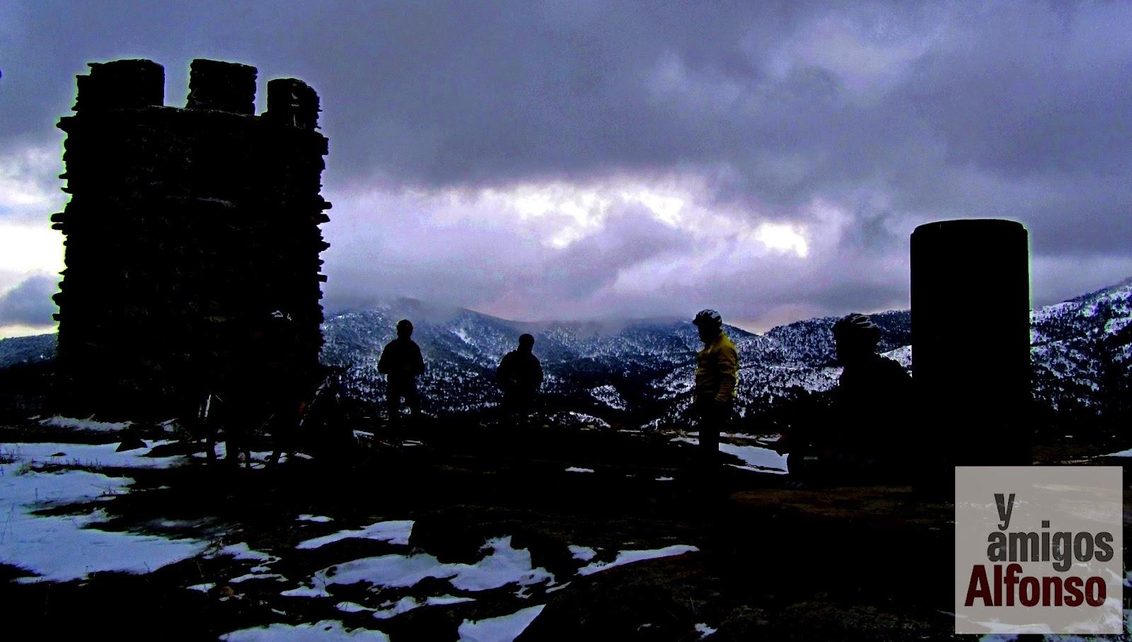 Alto de Cabeza Reina - Alfonsoyamigos