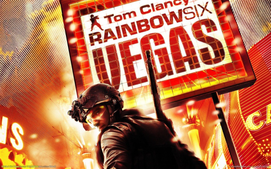 Tom Clancy's Rainbow Six Vegas Download Poster