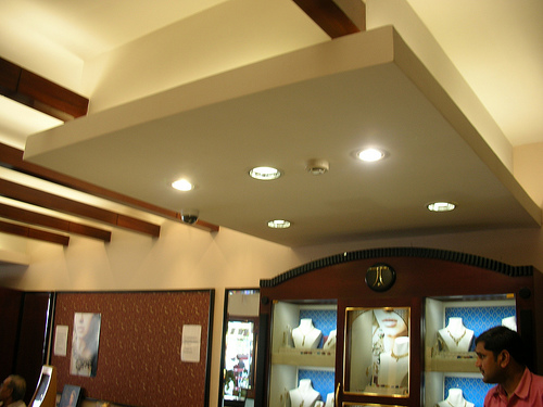 ARCHITECTURE : FALSE CEILING DESIGNS