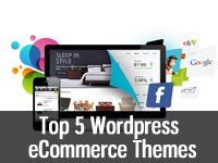 top five ecommerce themes