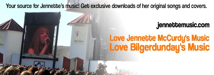 Love Bilgerdunday's Music | Love Jennette McCurdy's Music