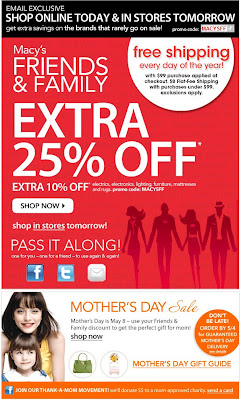 Click to view this Apr. 26, 2011 Macy's email full-sized