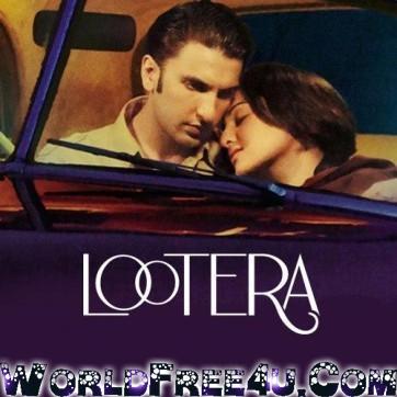 Poster Of Hindi Movie Lootera (2013) Free Download Full New Hindi Movie Watch Online At worldfree4u.com