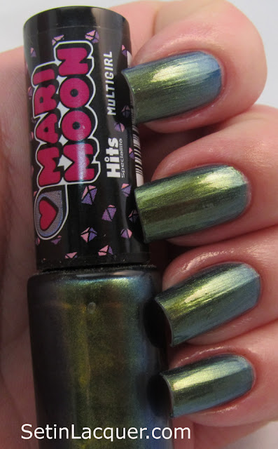 Hits Mari Moon Cool nail polish