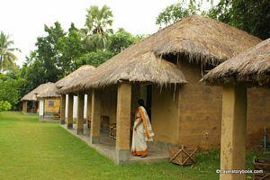 Bolpur santiniketan sabuj bon resort in birbhum tourist place to visit near santiniketan for Resorts in santiniketan with swimming pool