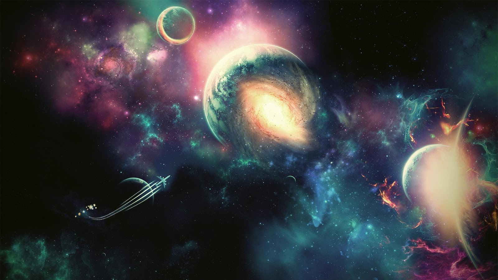 space sci fi full hd desktop wallpapers 1080p