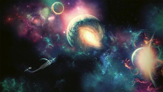 Space Sci Fi