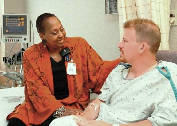 Noticias VINA: CUIDADO ESPIRITUAL EN ALGUNOS HOSPITALES