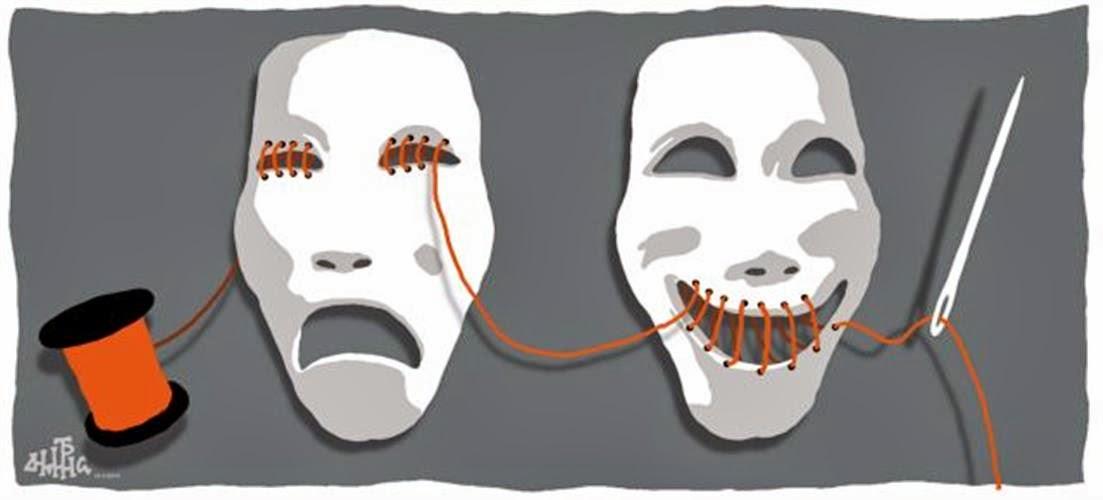Η τραγική πραγματικότητα και η κατάρρευση των συγκυβερνώντων