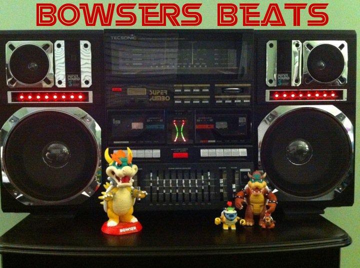 Bowser's Beats