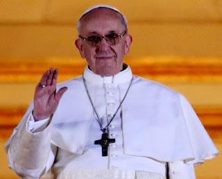 Papa Francesco foto tratta dal web