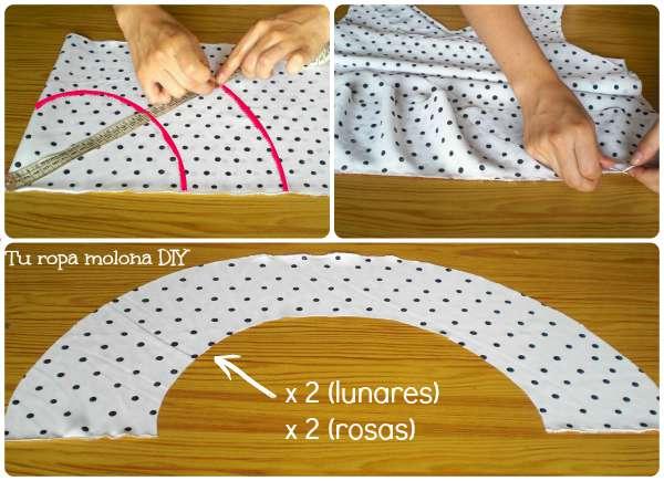 Hacer y coser volantes