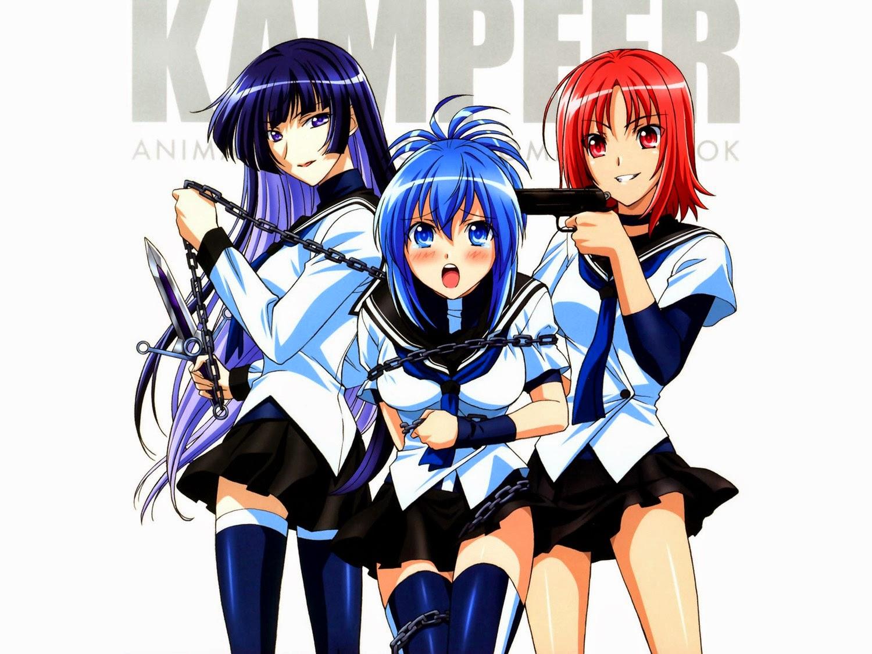 """Kampfer """"ผู้พิทักษ์สลับขั้ว"""" ตอนที่ 1 - 14(ตอนพิเศษ) [END] [ซับไทย]"""