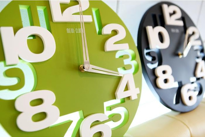 #10 Clock Design Ideas