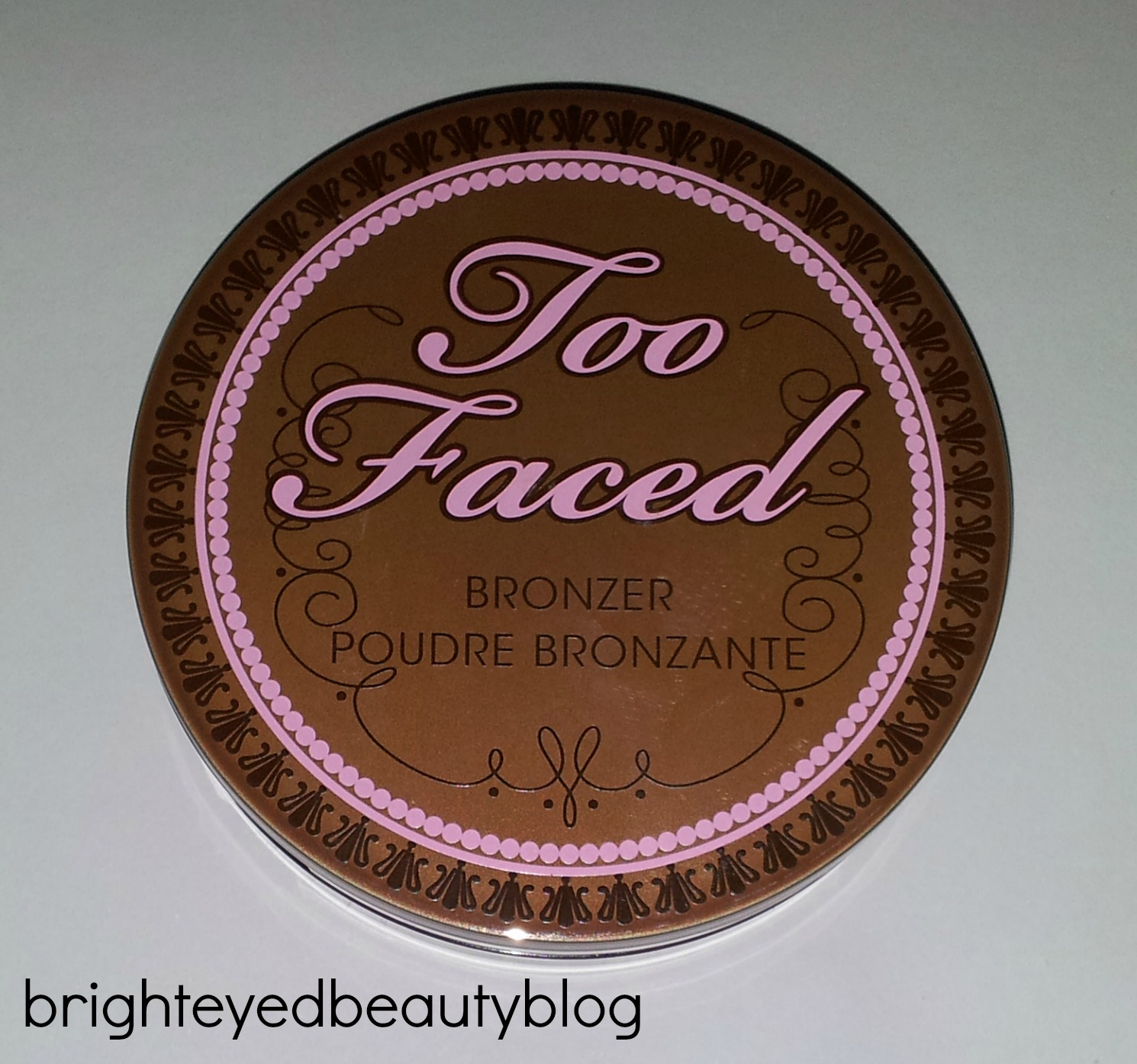 Bright Eyed Beauty Blog: Review and Swatches: Too Faced Chocolate ...
