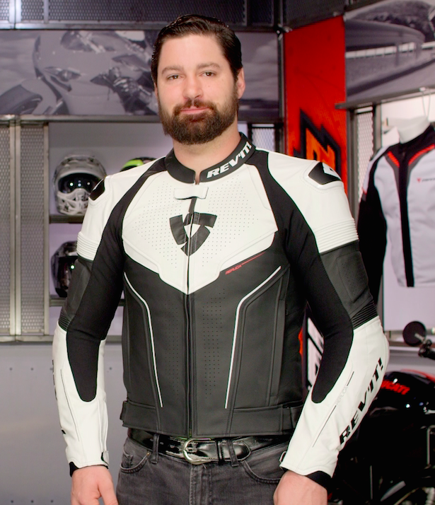 REV'IT! Replica Race Motorcycle Jacket