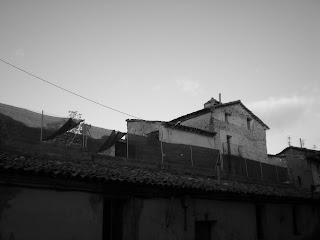 Detalle muralla Calatayud