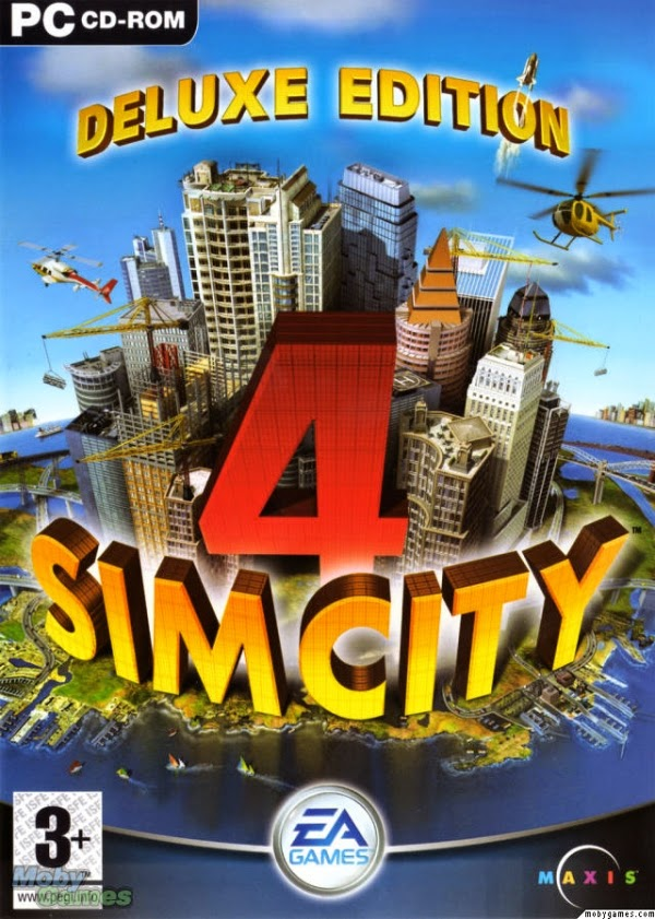 Download Game PC SimCity 4 Deluxe Edition [Full Version] | Acep Game