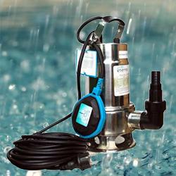 Kirloskar ETERNA 1000SW (1.25HP) Clear Water Submersible Pumps Online, India - Pumpkart.com