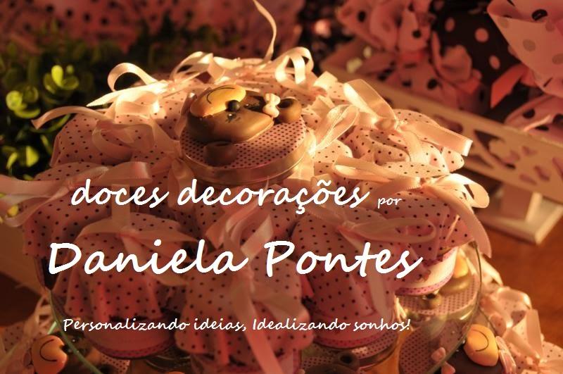Doces Decorações por Daniela Pontes