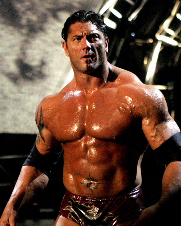 Wrestling-Gay-Chile: Batista II (L)