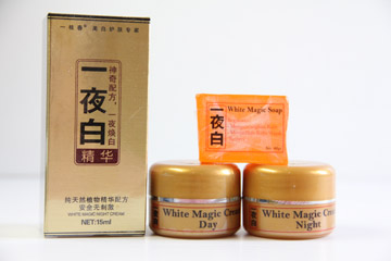 Paket Cream Magic Korea