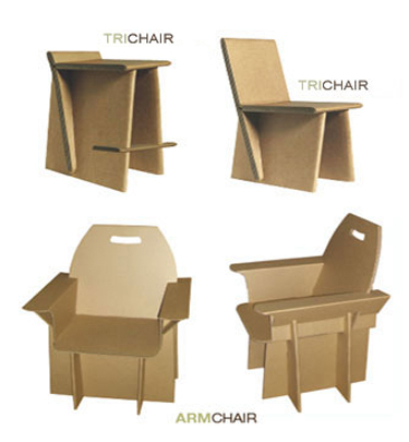 how to build a strong paper chair