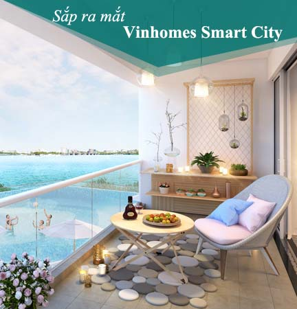 Ra mắt Vinhomes Smart City