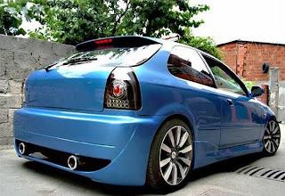 Modifiyeli Honda Resimleri