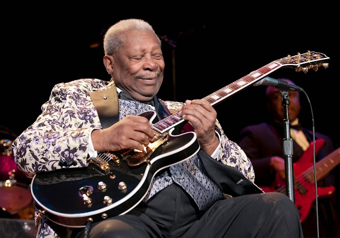 'King of the Blues' Legend B.B. King has passed on