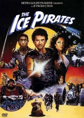 The Ice Pirates Poster