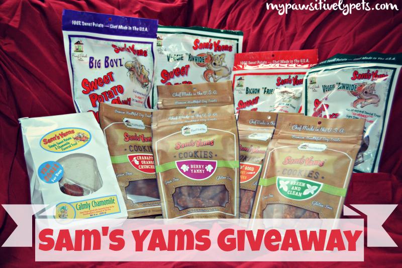 Sam's Yams Giveaway