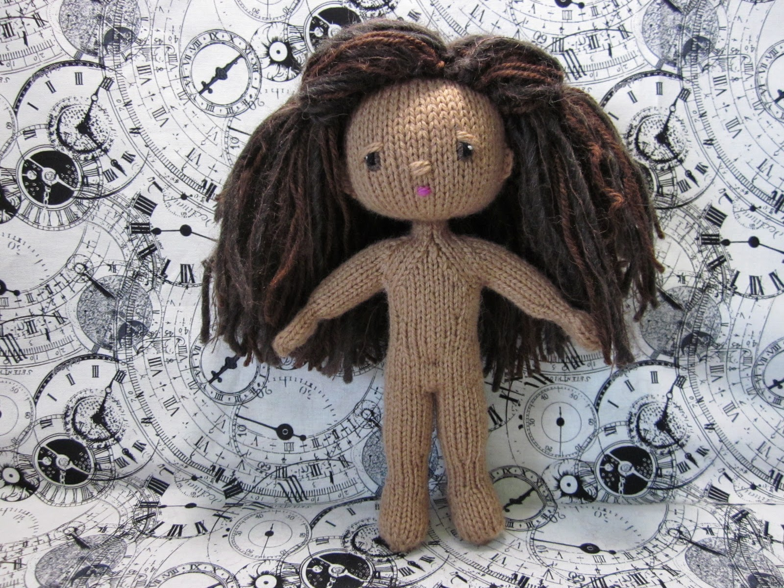 Grace Notes Knit Dolls