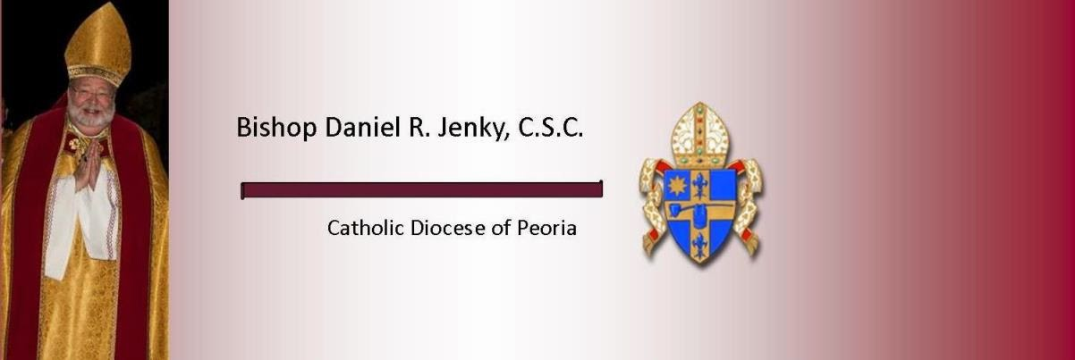 Bishop Daniel R. Jenky, CSC