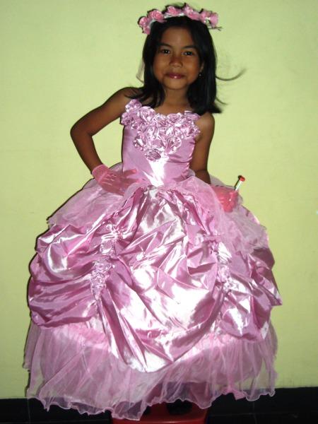 Gaun Pesta Anak Kecil Jual Baju Pesta Anak Perempuan ...